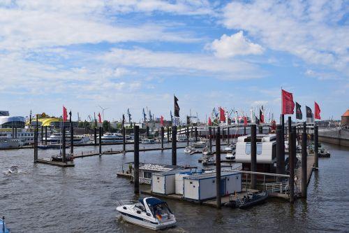 harbour city hamburg boot
