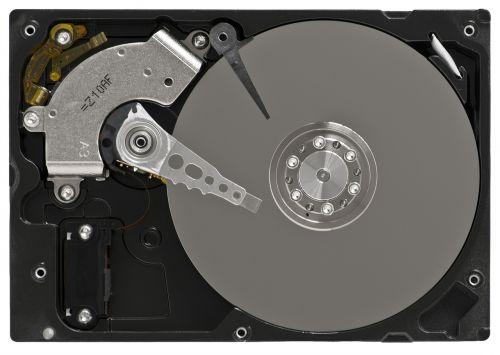 hard drive overhead
