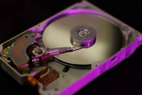 hard disc  data  backup
