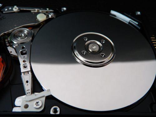 hard disk storage computer