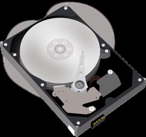 hard disk drive storage drive computer