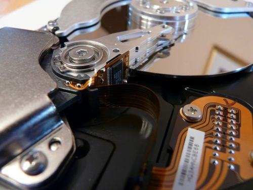 hard drive hardware harddisk