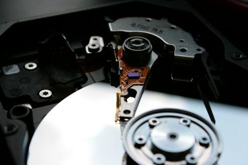 hard drive computer hardware