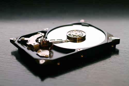 hard drive disk hardware