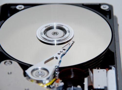 hard drive edp computer