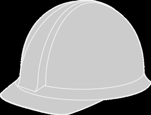 hard hat helmet white
