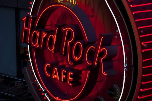 hard rock hard rock cafe rock
