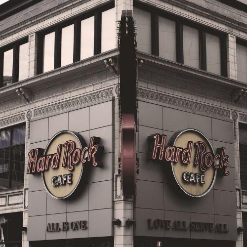hard rock cafe cafe shop