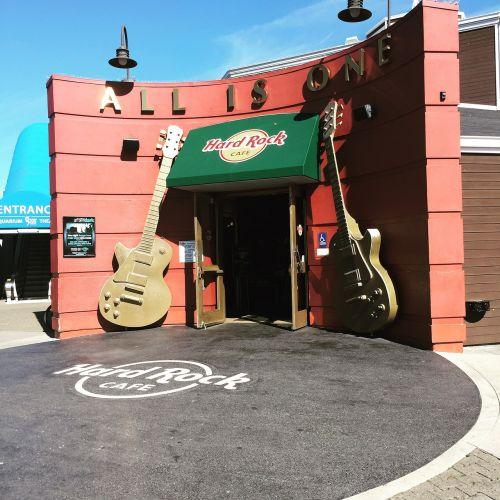 hard rock cafe san francisco port