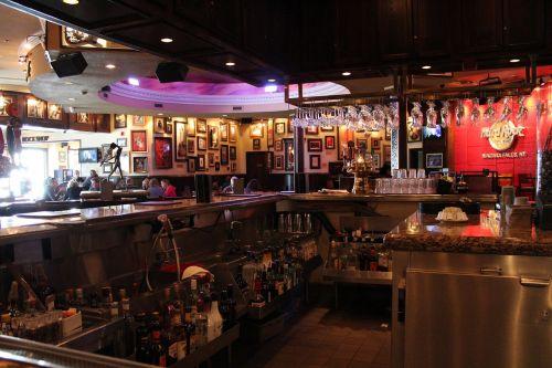 hard rock café bar restaurant