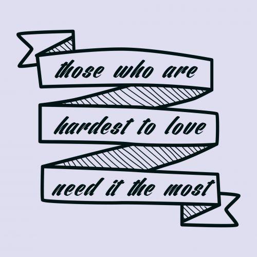 Hardest To Love