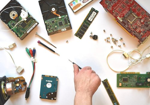 hardware  electronics  repair