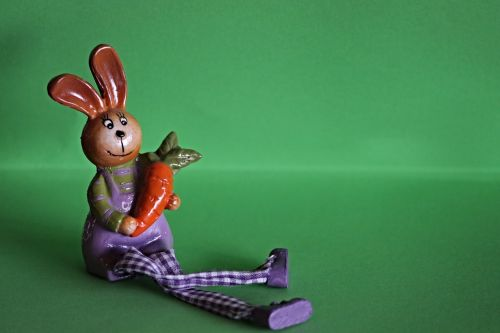 hare carrot cute