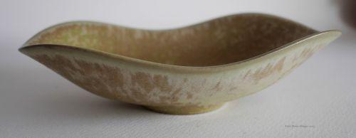 Hare Fur Glazed Bowl