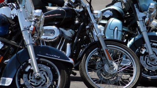 harley bikes motor