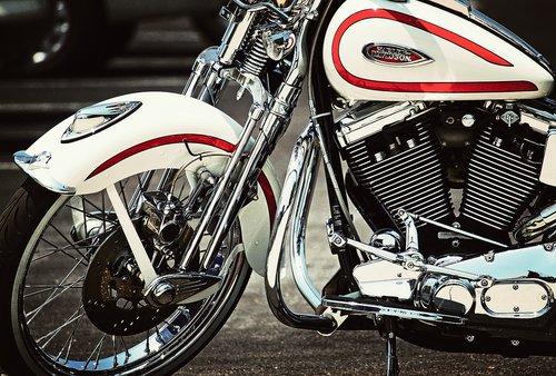 harley davidson  motorcycle  red