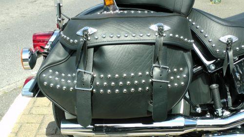 Harley Davidson Saddlebag