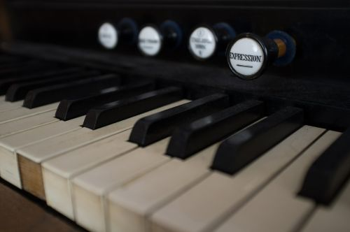 harmonium organ register