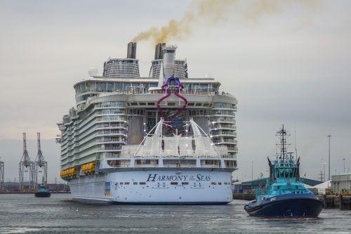 harmony of the seas cruiser port