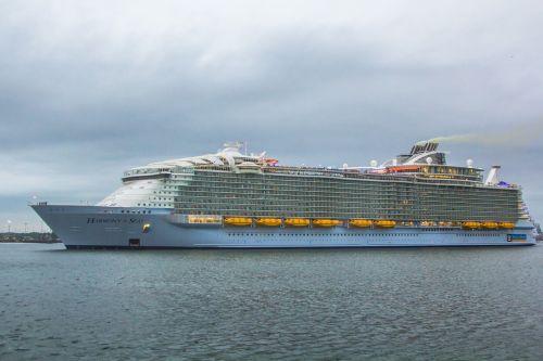 harmony of the seas cruiser ship