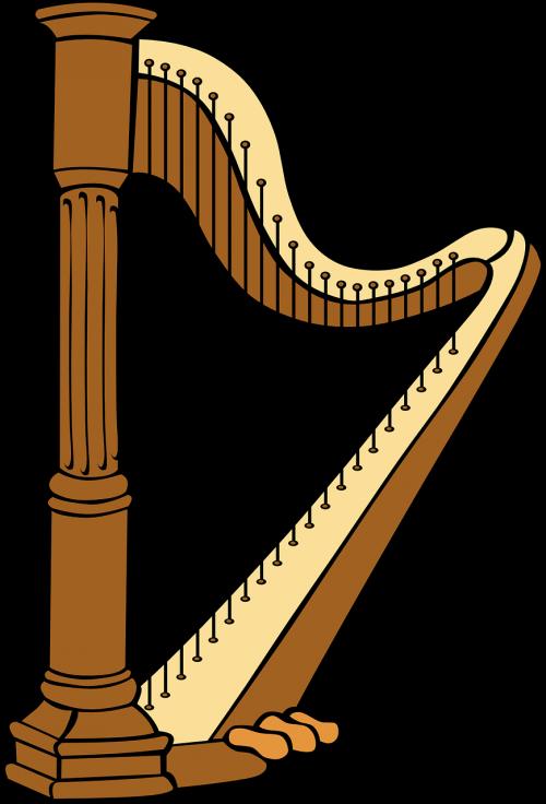 harp instrument music