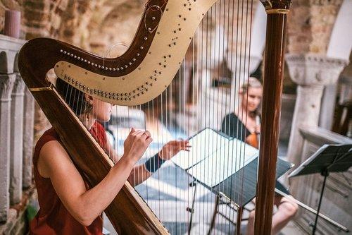 harp  music  classical