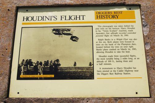 Harry Houdini Memorial