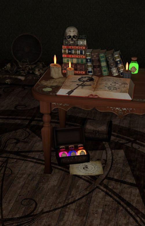 harry potter magic mysticism