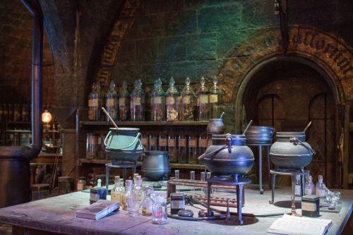 harry potter hogwarts studio