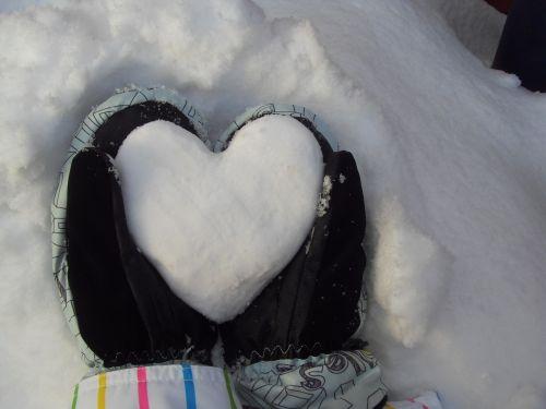 hart love snow