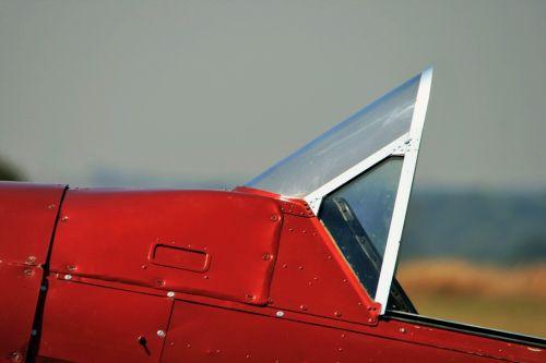 Harvard Cockpit Visor