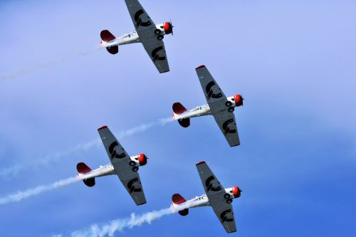Harvard Formation Of Four
