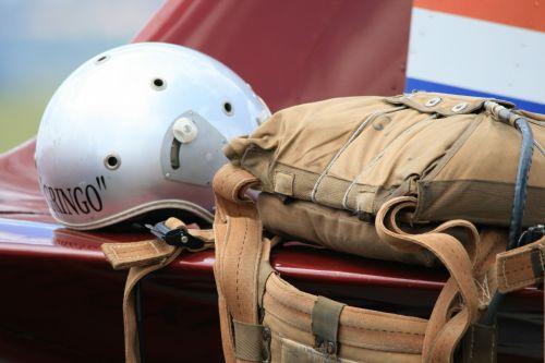 Harvard Pilot's Helmet