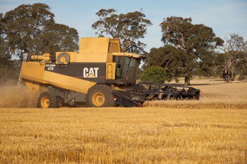 harvesting header agriculture