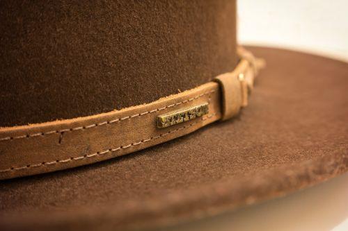 hat fedora western
