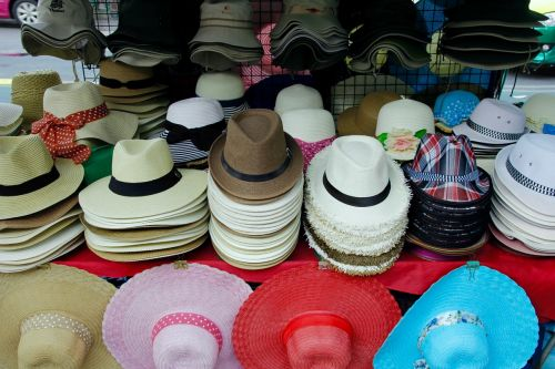hat cap market