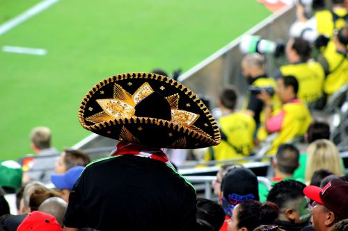hat mexican soccer mexican