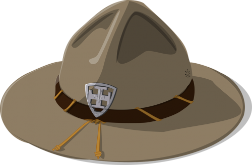 hat scout scouting