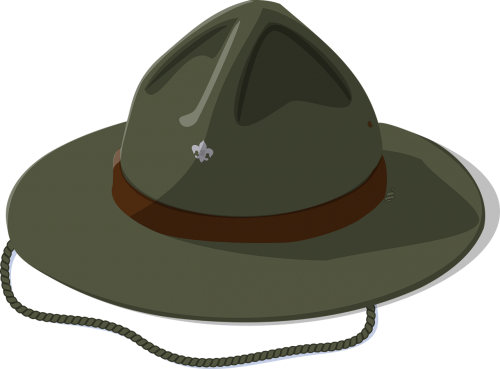 hat scout usa