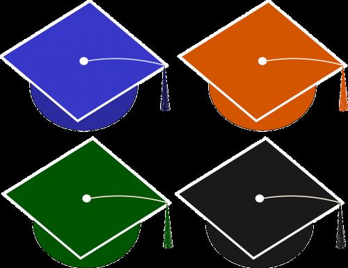 hat graduation school