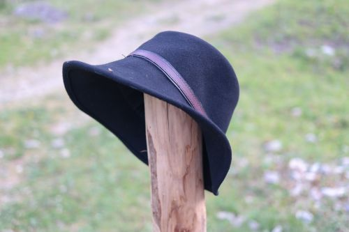 hat hiking hat fedora