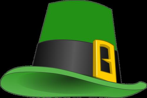 hat green leprechaun