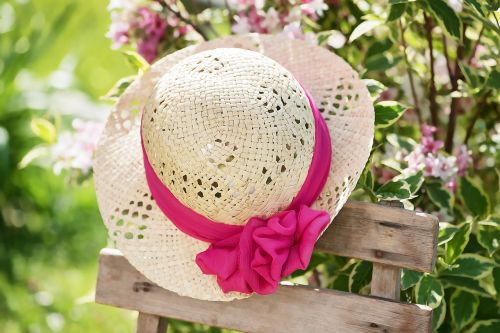 hat women's hat fashionable