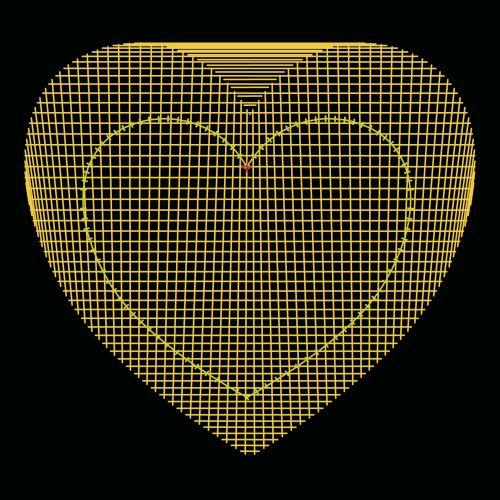 Hatch Cross Heart