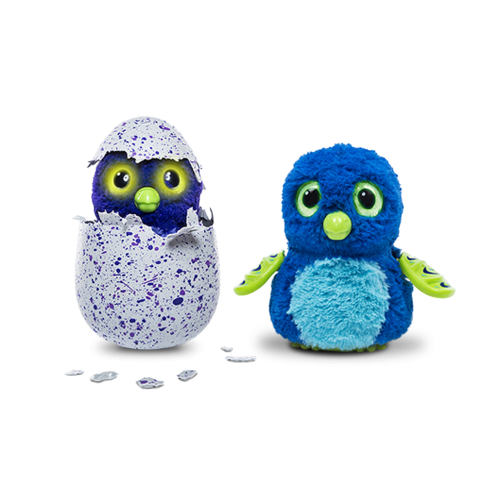 hatchimals toy isolated