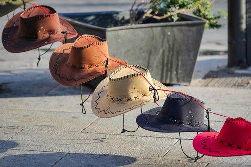 hats  cowboy  hat