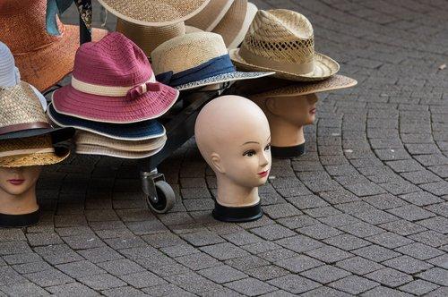 hats  head  trade