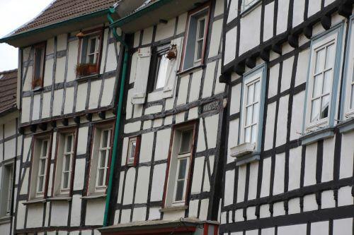 hattingen old town fachwerkhäuser