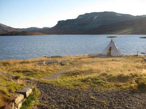 haukeliseter  hardangervidda mountain plateau  norway