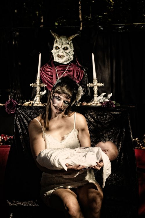 haunted demonic horror